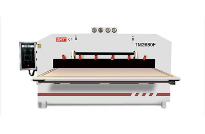 TM2680F Double-sided wooden skin plate positive and negative pressure machine