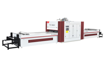 TM3000F Top and bottom vacuum system membrane press machine