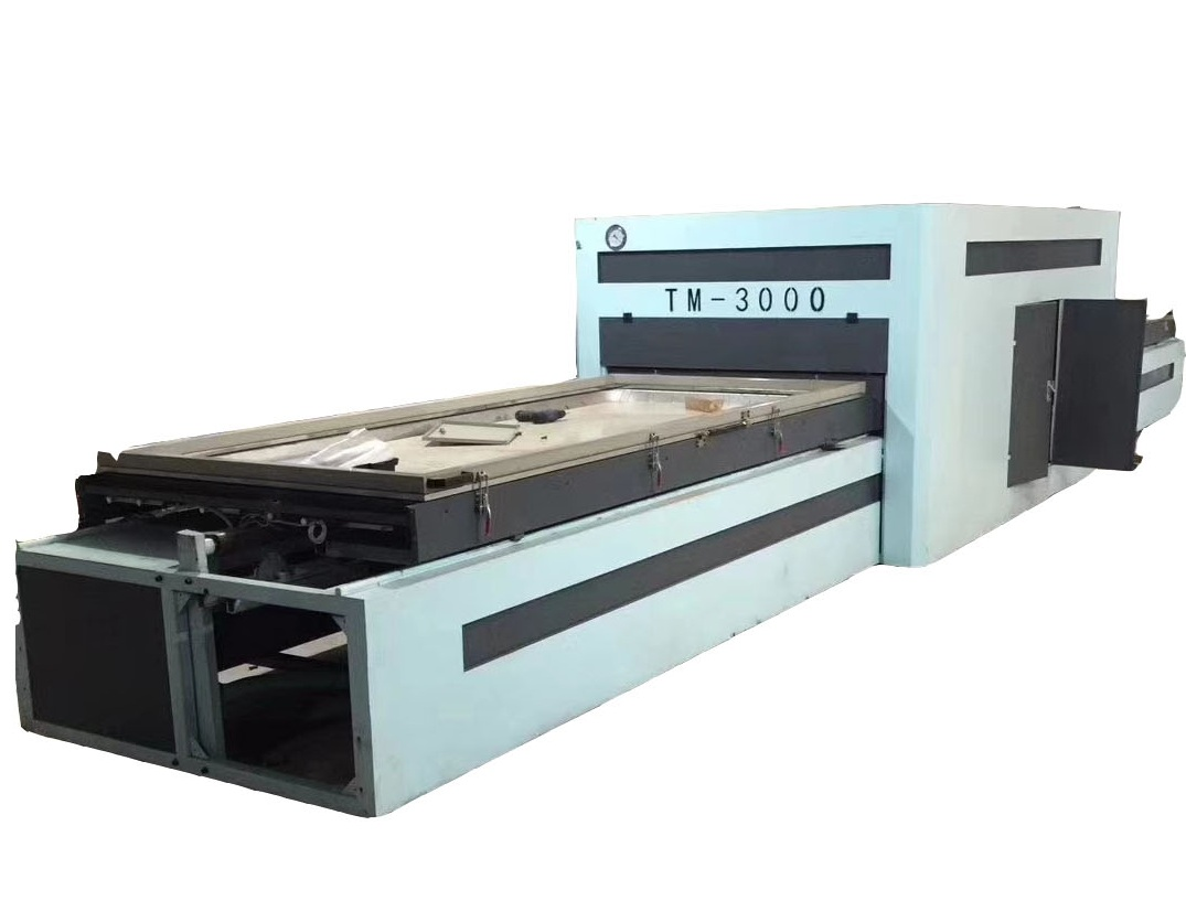Automation High Gloss Laminating Machine Manufacturer TM3000
